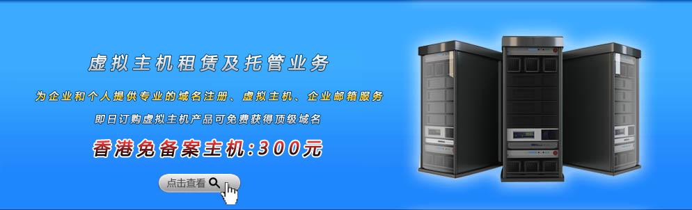 烟台网站建设:虚拟主机租赁业务